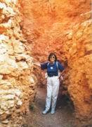 Ilse unten im Bryce Canyon