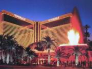 Das »Mirage« in Las Vegas