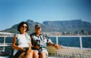 Bootsfahrt vor Kapstadt