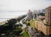 Durban am indischen Ozean