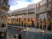 Gondoliere im Venetian