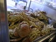Krabben oder...
