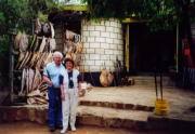 Namanga an der Grenze zu Tansania