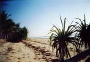 Der romantische Strand