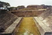 Antiker Ballspielplatz