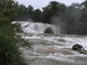 Die Wasserfälle...