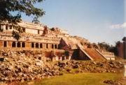 Ein Bauwerk der Maya - Sayil