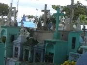 Friedhof in Merida