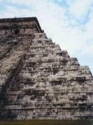 Lothar auf der Pyramide