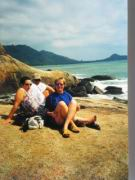 Andrea, Traute und ich