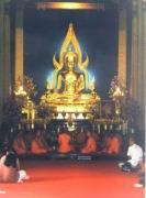 Wat Trimitr Buddhafigur