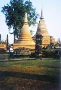 Wat Chana Song-Khram Chedi