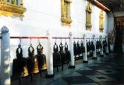 Glockenspiel im Tempel