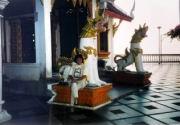 Tempel aus dem 16. Jahrhundert