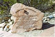 Gedenkstätte für die Opfer...