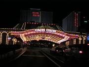 Circus Circus bei Nacht