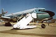 Die alte Airforce One