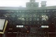 Das Cockpit - so viele Schalter!