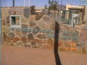 Die Grenze zu Mexico