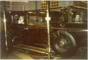 Das Originalauto von Al Capone...