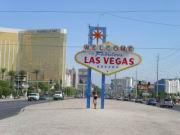 Ilse vor den Toren von Las Vegas