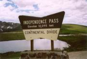 ...Independence Pass