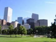 Skyline Lower Downtown Denver