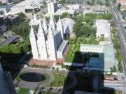 Mormonen-Tempel in...