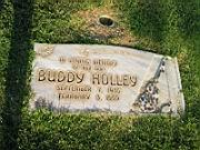Buddy Holley's Grabstätte,...