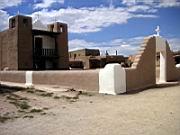 Kirche in Taos
