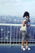 Ilse schaut zum Empire State