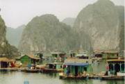 Die Ha Long Bucht