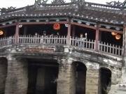 Ilse auf der Japan-Brücke von 1593