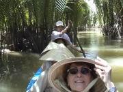 Eine lustige Bootsfahrt