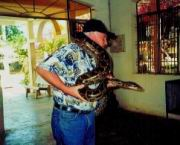 Die Python und ich...
